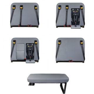 Seat back upgrades