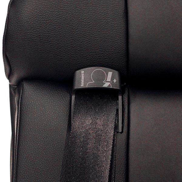 Lap-Shoulder Belts