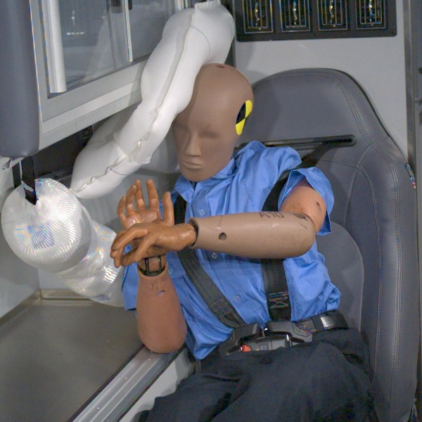 AIRBAG SAFETY AT YOUR SIDE